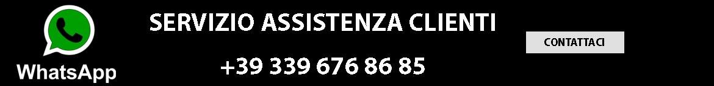 Inviaci una richiesta su whatsapp