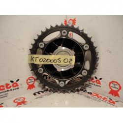 Corona portacorona Chain Sprocket Rear KTM DUKE 690 12 15