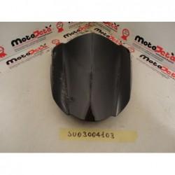Unghia monoposto coprisella rear cover seat mono cowl Suzuki Gsx r 1000 07 08