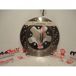 Disco Freno Posteriore  Brake Rotor Rear Bremsscheiben Suzuki  Bandit gfs 600 00-05