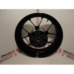 Cerchio posteriore ruota originale wheel felge rims rear Aprilia Shiver 750 08-15