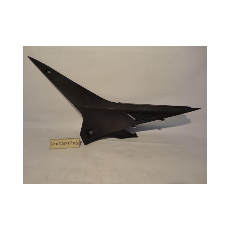 Fianchetto sottosella destro originale usato underseat side panel right original used Aprilia RSV4 09-14