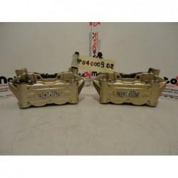 Pinze freno anteriori originali usate Front brake calipers  original used Aprilia  Shiver 750 08-15
