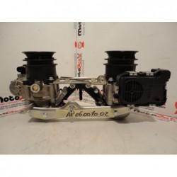 Corpo farfallato originale usato Throttle body Drosselklappengehäuse original Aprilia Shiver 750 08-15