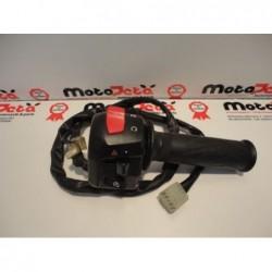 Comando blocchetto accensione start control switch right Yamaha Tmax 500 08 11