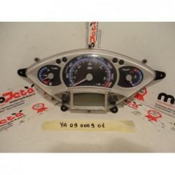 Strumentazione gauge tacho clock dash speedo Yamaha Xmax 125 250 05 09