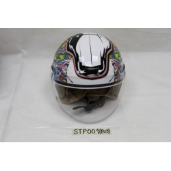 Casco Jet RACE ATRID...
