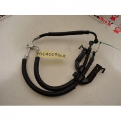 Kit Tubi freno Treccia anteriori posteriori usati front rear brake hoses used Yamaha Yzf R1 12-14