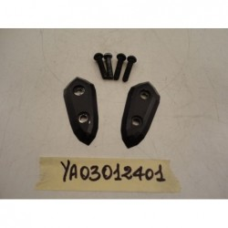 Tappi specchietti plugs mirrors Yamaha R1 07 08