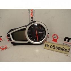 Strumentazione gauge tacho clock dash speedo Triumph Street Triple 675 13 15