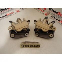 Pinze freno anteriori originali usate Front brake calipers original used Triumph Tiger 800 10-14