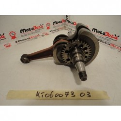 Albero motore crankshaft Kurbelwelle KTM 690 SMC 07 09 Sbiellato damage
