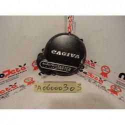 Carter motore usato Cover Kupplung Deckel original used Cagiva Aletta oro 125 s2 86