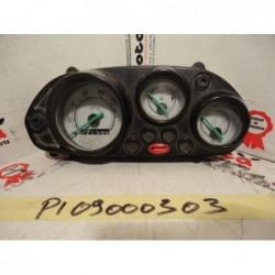 Strumentazione gauge tacho wiring clock dash speedo Piaggio Gilera nrg 50 96-98