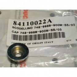 Scodellino frizione new valve return cap Ducati 748 998 900 monster 84110022A