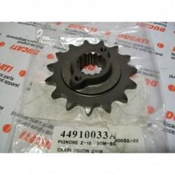 Pignone catena chain pinion Ducati mh 900 monster supersport 600 750 44910033a