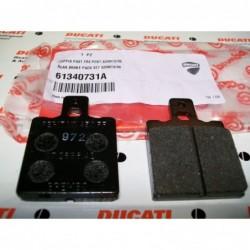 Pastiglie freno brembo post new rear pads pair ducati multistrada 620 61340731A