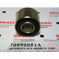 Gommino parastrappi new cush drive damper ducati monster st2 st4 70090051A