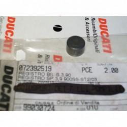 Registro bilanciere Rocker arm Ducati 900 ss st2 s 3,90 mm 072392519