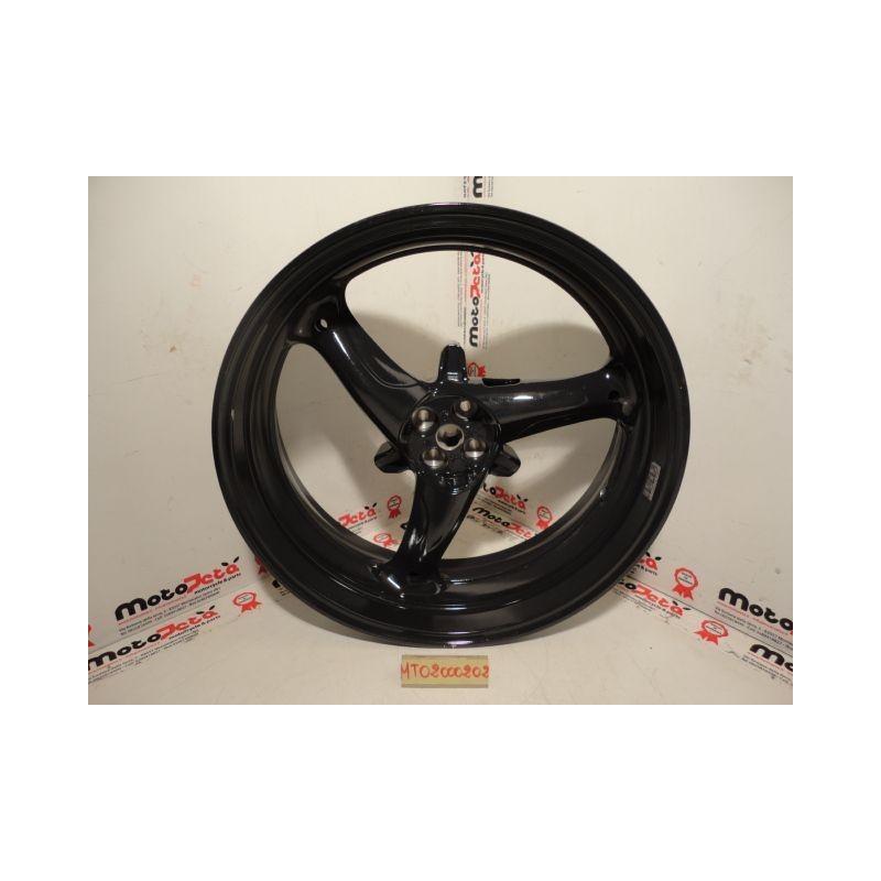 Cerchio rear ruota wheel felge rims rear Moto Guzzi breva 1000 1200 griso