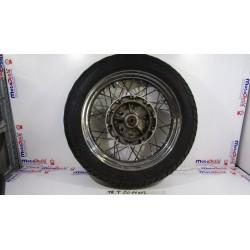 Cerchio posteriore Rear...