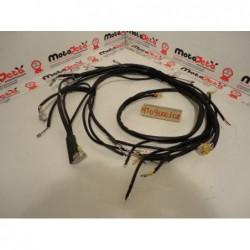 Impianto elettrico cablaggio electric system wiring Moto guzzi MGS 01 1200
