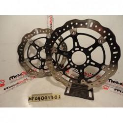 Dischi Freno Anteriori Brake Rotor Front Bremsscheiben Aprilia Dorsoduro 08 14