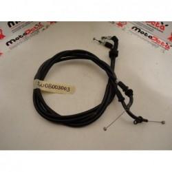 Cavi comando accelleratore gas throttle control cable Suzuki burgman 400 03 06