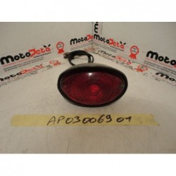 Stop Fanale posteriore Rear Headlight aprilia scarabeo 50