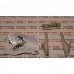 Tappi specchietto mirror Cover caps Ducati Panigale 1199 899 97380041A