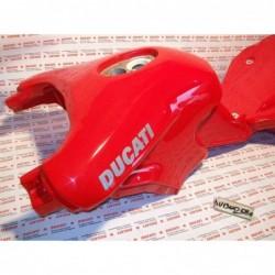 Serbatoio Fuel Tank Cover Fairing raftstofftank Ducati Multistrada 1100 1000 620