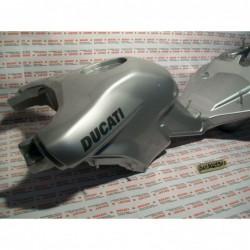 Serbatoio Carburante Fuel Tank Cover Fairing Ducati Multistrada 620 1100 1000