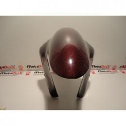 Parafango Anteriore Carbon Red Front mudguard Ducati 1098 848 1198