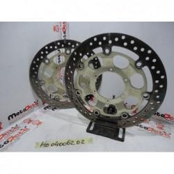 Dischi Freno Anteriori Brake Rotor Front Bremsscheiben Honda Vtr 1000 Sp2 02 06