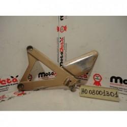 Supporto Pedana Sinistro Left footpeg bracket footrest Honda Nsr125 91 93