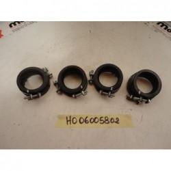 Collettori Aspirazione Inlet Manifold Rubber Honda Cbr954rr 02 03