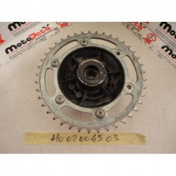 Corona Portacorona Crown Sprocket Honda XL 600 83 89