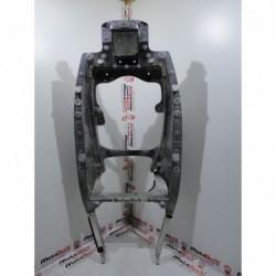 Telaietto posteriore subframe bracket Yamaha T Max 500 08 11