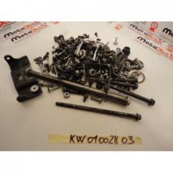 kit viti smontaggio moto screws Kawasaki ZZ R 1100 90 93