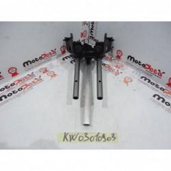 Plastica portatarga plastic plate holder Kawasaki ZX10 R 12 14