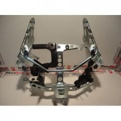 Telaietto anteriore subframe front stay bracket upper Yamaha T max 530 12 14