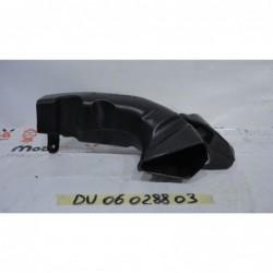 Condotto aria airbox destro right Airduct ducati diavel carbon 11 14