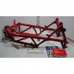 Telaio Supporto Motore Engine Front frame support MOTORE Ducati 1098 S