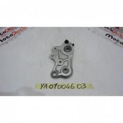 Supporto pedana destra font right footpeg Yamaha mt 07 14 17