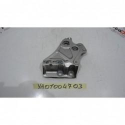 Piastra supporto pedana sinistra font left footpeg assembly Yamaha mt 07 14 16
