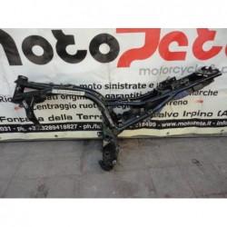 Telaio Motore Targato Engine frame Weblog Kawasaki Z 750 03 06