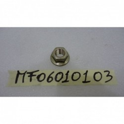 Dado nut M12 x 1.25 morini