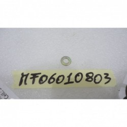 Rondella acciaio steel washer 1,5 mm diam int 6,5mm est 12mm morini