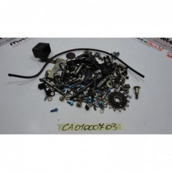 kit viti smontaggio moto screws cagiva raptor 125 03 07