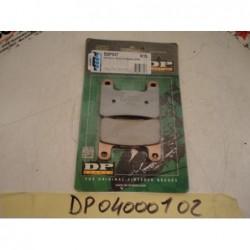 Pasticche freno anteriori front tablets brake suzuki kawasaki cod.sdp947